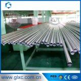 Inox de bonne qualité mettant d'aplomb la pipe sanitaire de l'acier inoxydable 304 316