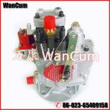 El motor diesel parte el surtidor de gasolina 3973228