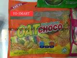 Haver Choco van Met laag vetgehalte Goedheid van de Korrel van het Aroma Durian de Volledige