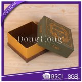 Empaquetado modificado para requisitos particulares buen precio del rectángulo del chocolate del regalo del caramelo de la cartulina
