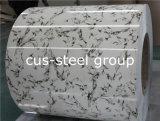 Prepainted оцинкованная сталь Galv стальной Prepainted катушкой