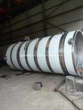 100 Tank van de Olie Squar van het roestvrij staal de Kubieke