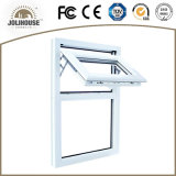 Baixo custo UPVC Windows pendurado superior para a venda