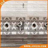 Madera del material de construcción de x24 de Minqing 12 ' que modela azulejo de cerámica de la pared