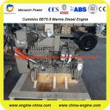 Dieselmotor für Marine mit wassergekühltem Abgas und Turbolader