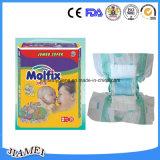Couches-culottes remplaçables de bébé de bonne qualité de couches-culottes de Molfix en Chine