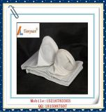 PTFE in espansione Non Alkali Fiberglass Dust Filter Bag per Garbage Incinerator