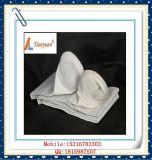 PTFE expandido Non Alkali Fiberglass Dust Filter Bag para Garbage Incinerator