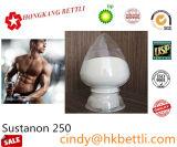 Testosterona sin procesar Sustanon250 de los polvos de la alta calidad