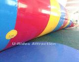Grande gota inflável de água em 10 m de comprimento