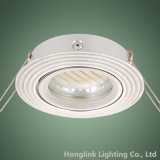 GU10 MR16 Halogeen of LEIDEN Aluminium Regelbare Downlight van de Fabrikant van China