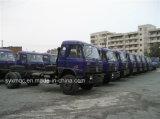 10トンのダンプトラックのダンプトラックのダンプカー(EQ3126K3G)
