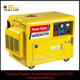 경쟁적인 Factory Price 중국 5kw Diesel Generator