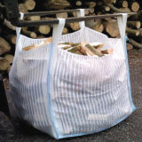 Sacco senza coperchio arieggiato della legna da ardere