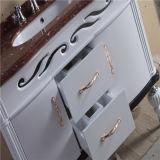 Floor classique Standing Bathroom Vanity avec Mirror Cabinet