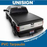 Tela incatramata misura resistente del coperchio di base del camion del PVC