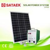 Inverter、Battery、Solar Panelの太陽Power Supply 500W