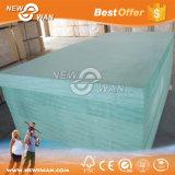 Зеленый сердечник 1220*2440 MDF водоустойчивых/влаги упорный
