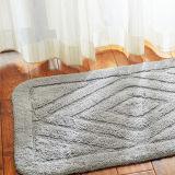 100%年の綿のジャカードホテルの床タオル