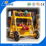 Mobile Kleber-Block-Ei-Legenmaschine Maschinerie von der Linyi-Wante