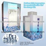 Escaninho de armazenamento de alta temperatura ao ar livre do gelo