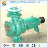 Zentrifugale horizontale mobile riemengetriebene Bewässerung-Wasser-Pumpe