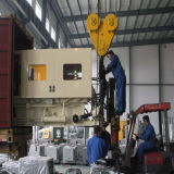 1800kn Chambre Hot Die Casting machine