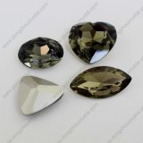 Black Diamond Oval Crystal Elements From Manufacturer Direct Wholesale Sales