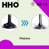 Gas-Generator für Reinigungs-Hilfsmittel
