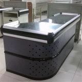 Caisse de sortie métallique de supermarché de qualité à vendre
