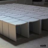 Sgabelli di superficie solidi acrilici della stanza da bagno di Kingkonree