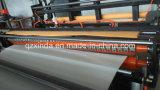 Equipo de alta velocidad de la máquina de la producción del tejido de tocador del balanceo
