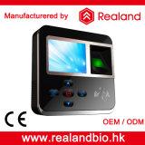 Spitzenverkaufen2.4 Zoll-Farben-Bildschirm-Fingerabdruck-Gatter-Zugriffssteuerung-Einheit