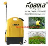 정원 재충전용 리튬 배터리 전원을 사용하는 스프레이어
