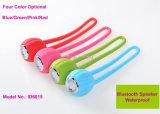 Altavoz impermeable sin hilos de Bluetooth con multicolor (ID6015)