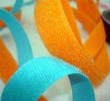 Gancho & laço coloridos de nylon de 100%