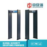 Detector 20 van het Metaal van de Veiligheid van het Busstation de Poort van de Detector van het Metaal van het Niveau Securty