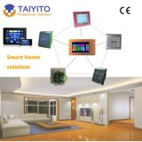 2016 Assurance commerciale Best Selling Zigbee Home Automation Product con Android /Ios Apps Controlled