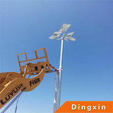 2016 8mの高さの街灯柱の60W太陽LEDのランプのために新式