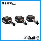 pequeño cilindro hidráulico telescópico de efecto simple ultra fino 700bar (SV15Y)