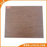 carrelage en céramique glacé rustique de cuisine de salle de bains de sembler en bois de 600*600mm