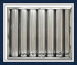 Filtro di alluminio lavabile dal grasso della maglia dell'acciaio inossidabile di Reuseable