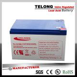 セリウムおよびULの証明書が付いている12V4.5ah置換UPS電池