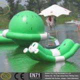 娯楽休日浜の膨脹可能な浮遊物水Teetertotter