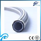 AISI ss ha rinforzato il tubo flessibile di Teflon di Dn08 PTFE