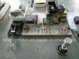 86mm freno motor paso a paso, motores de corriente continua, el motor del engranaje con alta calidad