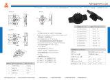 Facile installare disegno più umido girante del piccolo attrezzo
