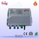 Mini vertice della ricevente ottica di CATV FTTH con controllo del tasto dell'attenuatore