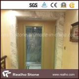 Buon Price Volakas White Marble Tile per Wall e Floor