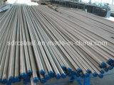Tubo de acero inconsútil de material de construcción
